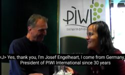 Intervista con Josef Engelheart Presidente di PIWI International